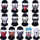 3D Cycling Motorcycle Bike Ski Full Face Mask Balaclava Skull Cap Headgear Hats