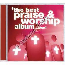 CD-Box: THE BEST PRAISE & WORSHIP - Album In The World ... Ever! 50 Songs *NEU*