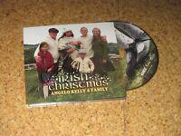 Irish Christmas ANGELO KELLY & FAMILY CD handsigniert ANGELO KELLY Weihnachts-CD