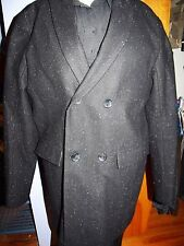 Women's Calvin Klein Double Breasted slim fit wool Blend Pea Coat Size L