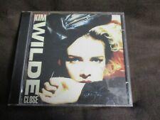 """CD """"CLOSE"""" Kim WILDE (You came, Never trust a stranger, ...)"""