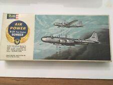 "1961 Revell B-29 Superfortess ""Air Power"" Model H-141:98 Complete, sealed bag"