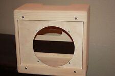 rawcabs  Pro Junior empty 1x10 pine combo cabinet diy , project , handmade