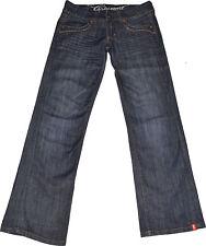 Esprit L30 Damen-Jeans mit geradem Bein und mittlerer Bundhöhe