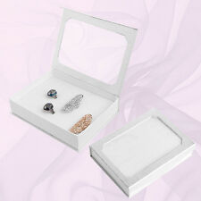 36 Slot Jewelry Ring Box Ear Pin Display Storage Tray Show Case Organizer Holder