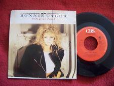 Bonnie Tyler - Hide your heart / I´m not foolin´      NL  CBS 45