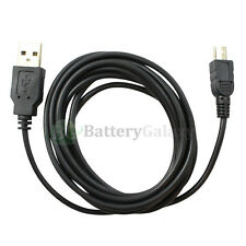 New Usb 6Ft Charger Battery Cable Cord for Canon Powershot Digital Camera Hot!