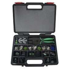 Astro Pneumatic 9478 220 Piece Interchangeable Ratcheting Crimping Set