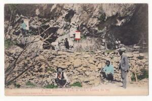 GOLD PROSPECTING PARTY, SOUTH AFRICA, c.1900 U/B - Sallo Epstein, Durban