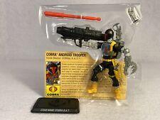 G.I. Joe 25th DVD Battles Build The MASS Device Set 3 Of 5 Cobra BAT