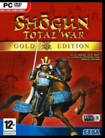 Total War Shogun Gold  a unique mix of turn-based strategy and real-time battles