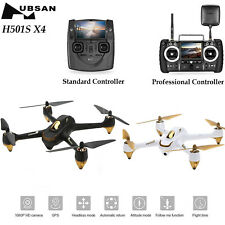 Hubsan H501S X4 FPV Brushless 1080P HD Camera GPS 6 Axis RC Drone Quadcopter