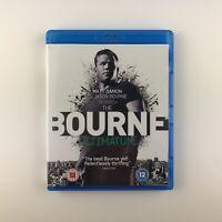 The Bourne Ultimatum (Blu-ray, 2013)