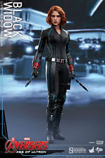 Hot Toys Black Widow Avengers 2 Age of Ultron 12 Inch Action Figure MMS288