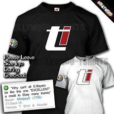 Alfa Romeo Ti T Shirt - F1 Motorsport - Mens Birthday Xmas Gift - Hoodies Too