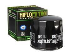 Ölfilter Hiflo HF551 Moto Guzzi 1200 Sport/ABS, Stelvio, Bj.:07-10, HF 551