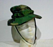 Military Uniform Supply Boonie Hat - WOODLAND CAMO Lightweight Military  SunHat b10596a19021