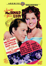 Girl of The Golden West 0883316604519 With Jeanette MacDonald DVD Region 1