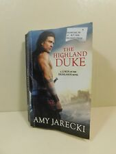 The Highland Duke By Amy Jarecki Paperback 2017