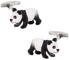 Panda Cufflinks Direct from Cuff-Daddy