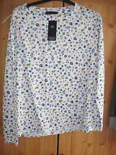 M&S long sleeve top new with tags 14