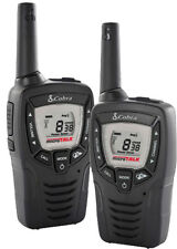 Cobra Mt645 MicroTalk PMR 446 Rechargeable 8 Km Walkie Talkie 2 Way Radio