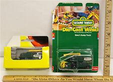 Matchbox Vintage Packaging  Production Samples Pair 1977 Combine Harvester NOC
