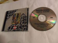 PROPAGANDA - Wishful Thinking (CD 1995)
