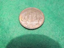 1967 medio centavo-Elizabeth II