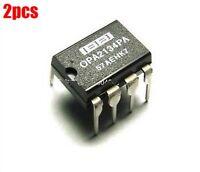 2Pcs Operational Amplifiers OPA2134PA Bb DIP-8 OPA2134 2134Pa US Stock c