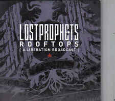 Lostprophets-Rooftops Promo cd single