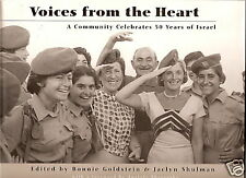 Voices from heart Israel Early days to future 50 years 1998
