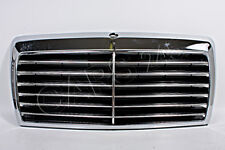 Front Grill Center Grille Chrome Fits MERCEDES W124 Coupe 1985-1993