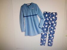 American Girl Polar Bear Pajamas Set for Girl Size MED 10-12 NEW with tags