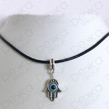 Silver Plated Leather Fashion Necklaces & Pendants