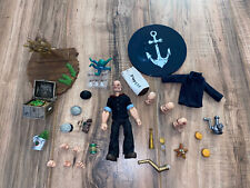 Ultimate Lot Black Outfit Mezco One:12 POPEYE THE SAILOR MAN Action Figure MDX