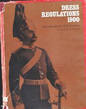 Dress regulation regolamento 1900 esercito inglese british army