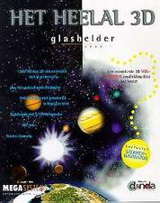 HET HEELAL in 3D - CD-Rom Encyclopedie - Glashelder