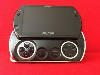 USED PSP go PlayStation portable go Piano Black ( PSP-N1000PB ) F/S Japan
