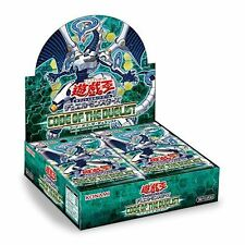NEW YuGiOh! OCG Code of the Duelist Booster BOX CG1538 Japanese KONAMI JAPAN