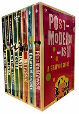 Graphic Guide Introducing Thinking to Change World Collection 8 Books Set Logic
