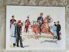 QUINTO CENNI Lotto di 12 Stampe Cavalleria Carabinieri Bersaglieri LEGGI BENE