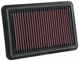 33-5050 K&N High Flow Air Filter fits HYUNDAI ELANTRA & i30 III 1.0/1.4/1.6 17-
