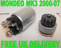 Ford Mondeo MK3 ( Mk III ) 2.0 2.2 Motor de Arranque Solenoide & Conducir