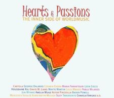 Hearts & Passions-Inner side of worldmusic Coco Mbassi, Leon Gieco, Suzy,.. [CD]