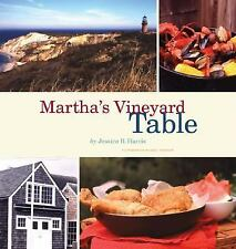 The Martha's Vineyard Table - Good - Harris, Jessica B. - Hardcover