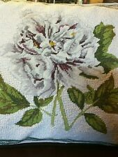 New listing Needle point pillow