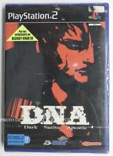 NEUF - jeu DNA Dark Native Apostle sur playstation 2 sony PS2 spiel juego NEW