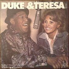 Don't Mean A Thing Swing Brewer Duke Ellington LP Records Vinyl Album PC 37340