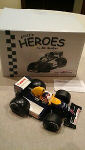 Jim Bamber Heroes Collection. Nigel Mansell